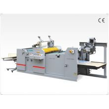 SAFM-800 Fully Automatic pre-glued film Laminator