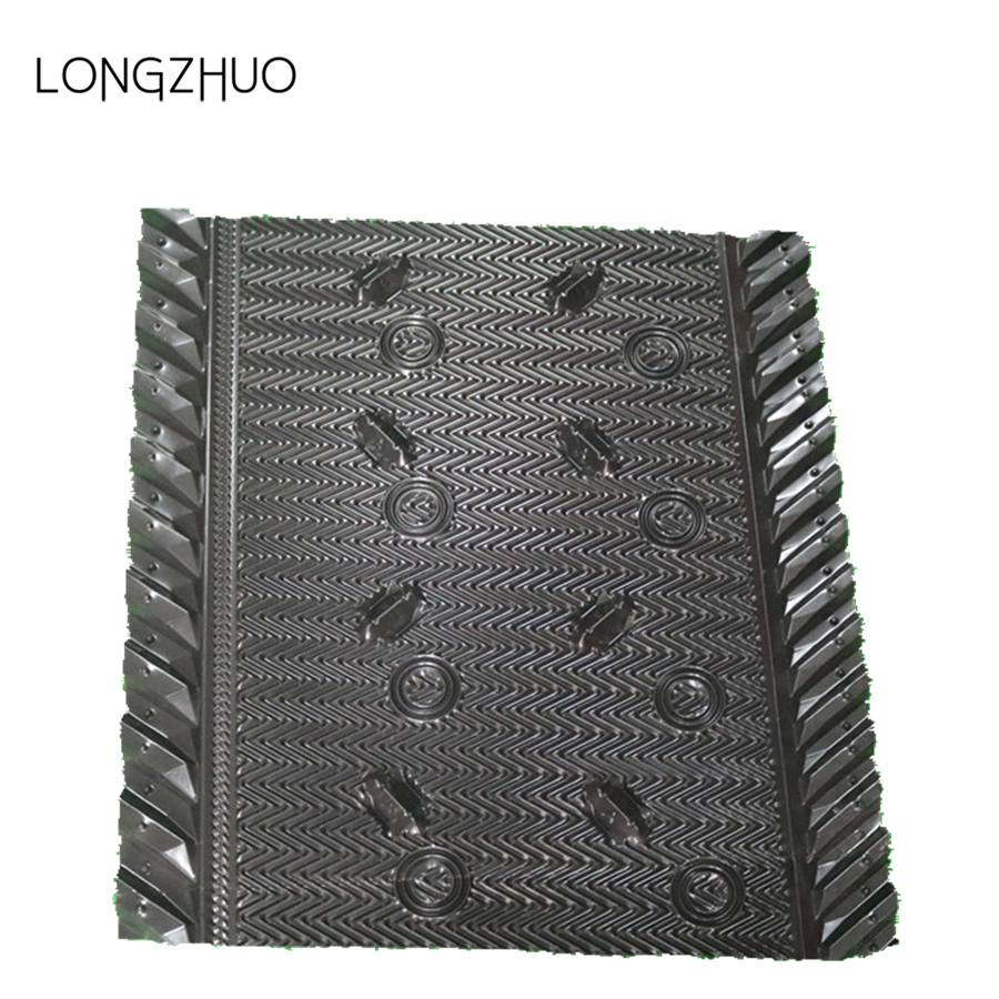 Hanging Cross Flow Cooling Tower Film Fill