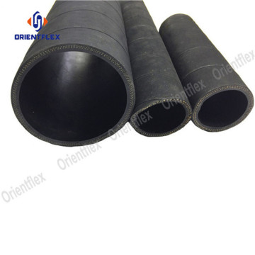 5inch flexible rubber water delivery hose 20 bar