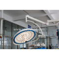 Medical device led operating lamp with camera