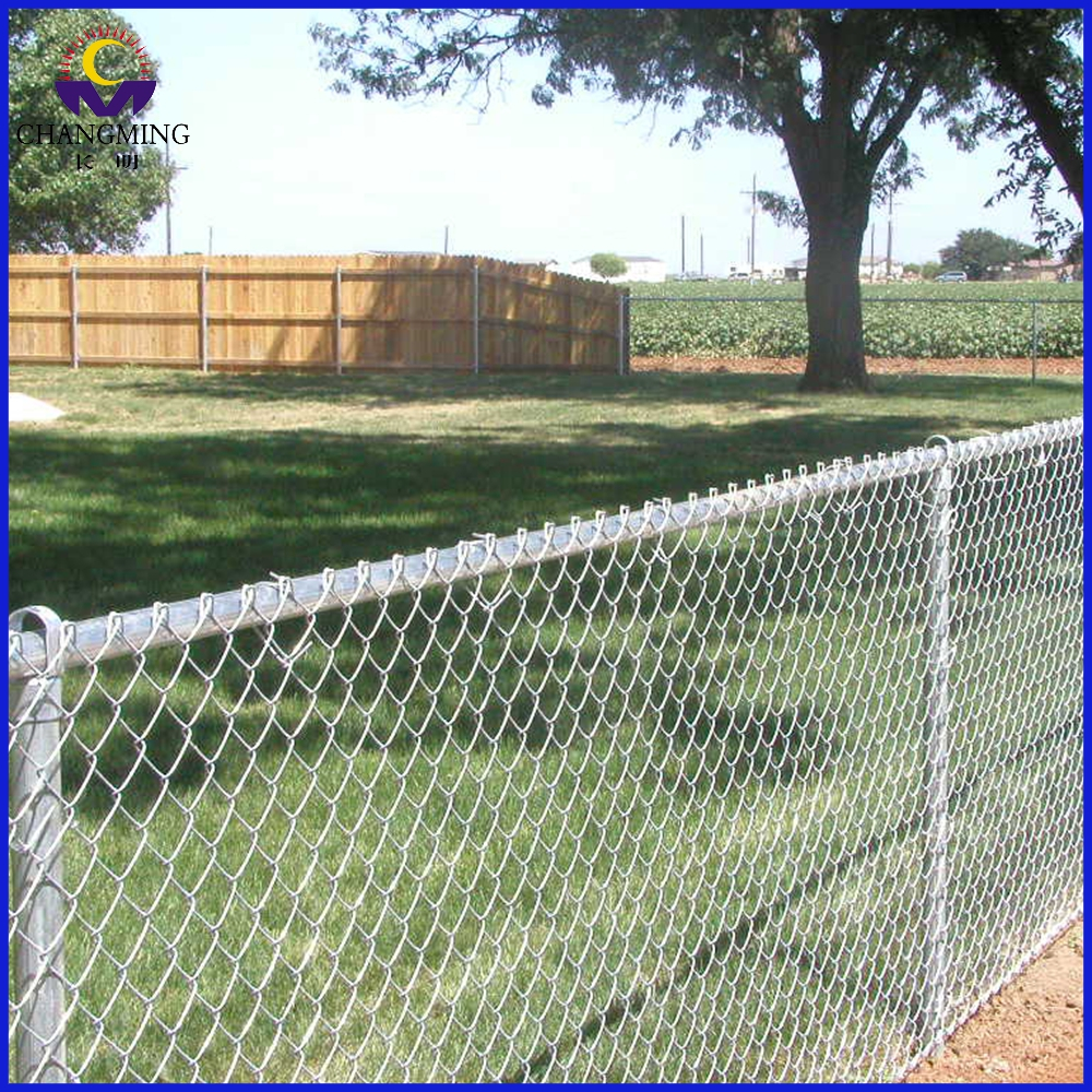 Wholesale Galvanized Used Chain Fence For Sale