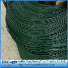 Pvc Coated 1.5/2.4 Iron Wire For mesh