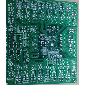 4 layer immersion silver PCB board
