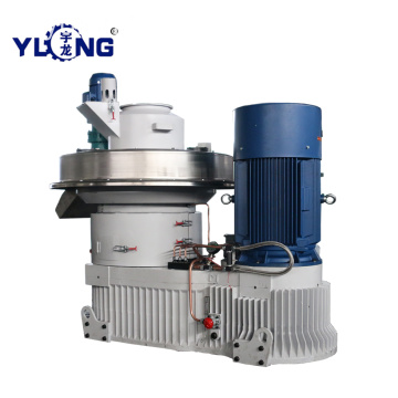 YuLong granulator efisien sentrifugal