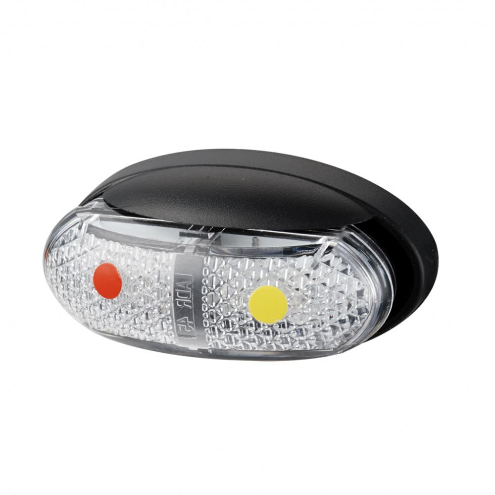 Double Function LED Trailer Position Marker Lamps