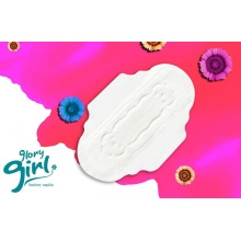 Disposable free sample sanitary napkin extra large