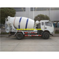 Dongfeng 3000L Cement Transport Vehicles