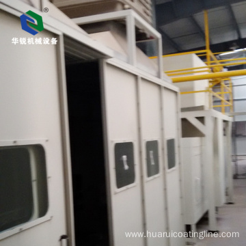 Different Type Efficient Semi-automatic Spray Painting Booth