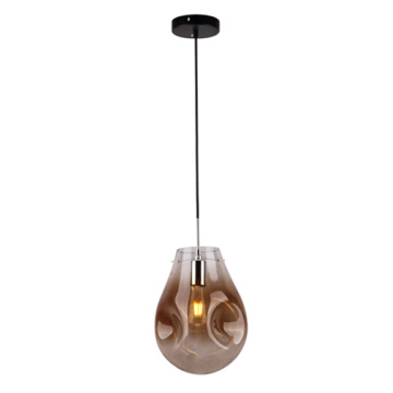 Nordic Modern Colorful Glass Pendant Lamp For Indoor