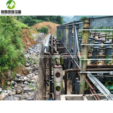 Waste Tyre Pyrolysis to Oil Plant Project Report