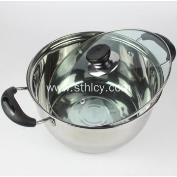 Stainless Steel Cooking Stock Pots Wholesale