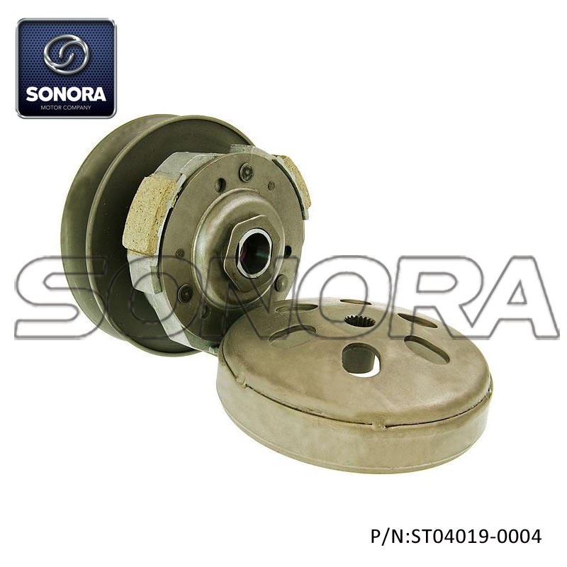 ST04019-0004 SH125 CLUTCH,REAR PULLEY (3)