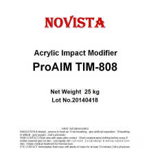 China Factories for Acrylic Impact Modifier Pvc Impact Modifier export to Antigua and Barbuda Importers