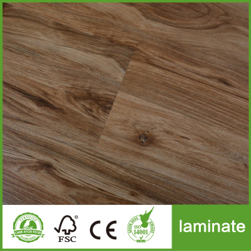 Random Length 12mm Laminate Wood Flooring