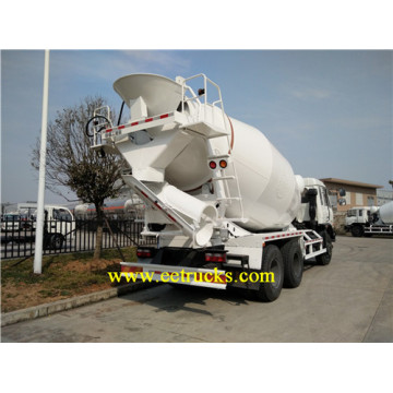 Dongfeng 10 Wheeler Concrete Mixer Importers