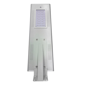 Energy saving outdoor IP65 solar power Lithium Battery 30watt 40watt 50watt 60watt solar led street light