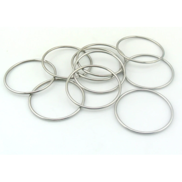 Fesyen Sealing Ring Stainless Metal O Ring