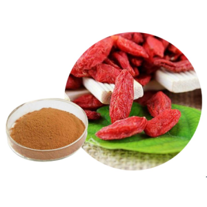 Organic pure goji powder healthy tonic cosmetic
