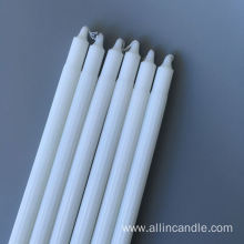 22g 25g white candle bougie to Angola