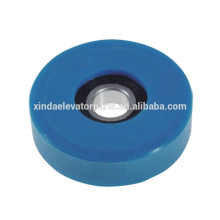 Step wheel 76.2x21.6 bearing 6203 for escalator spare part