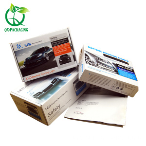 Custom electronic product packaging
