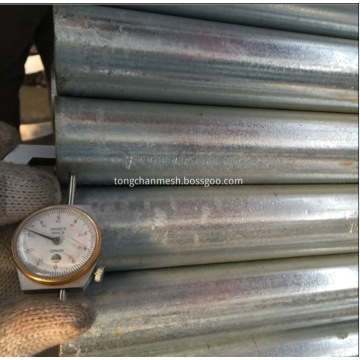 New Design Galvanized Steel Pipe