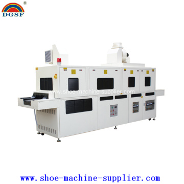 Double Side Freezing UV Irradiating Machine