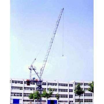 Construction Machinery Self-Climbing Luffing-Jib Tower Crane