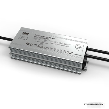 DC36-54V LED Driver 160W IP67