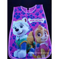 Waterproof Kids Cute Printing PVC Aprons