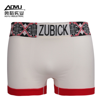 Factory Wholesale Custom Men's Seamless Underwear Boxer