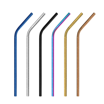 18/8 Stainless Steel Straw Wholesale