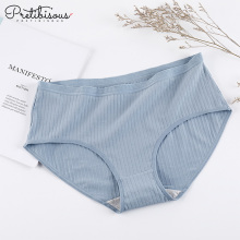 Comfortable cotton panty sexy women boy shorts
