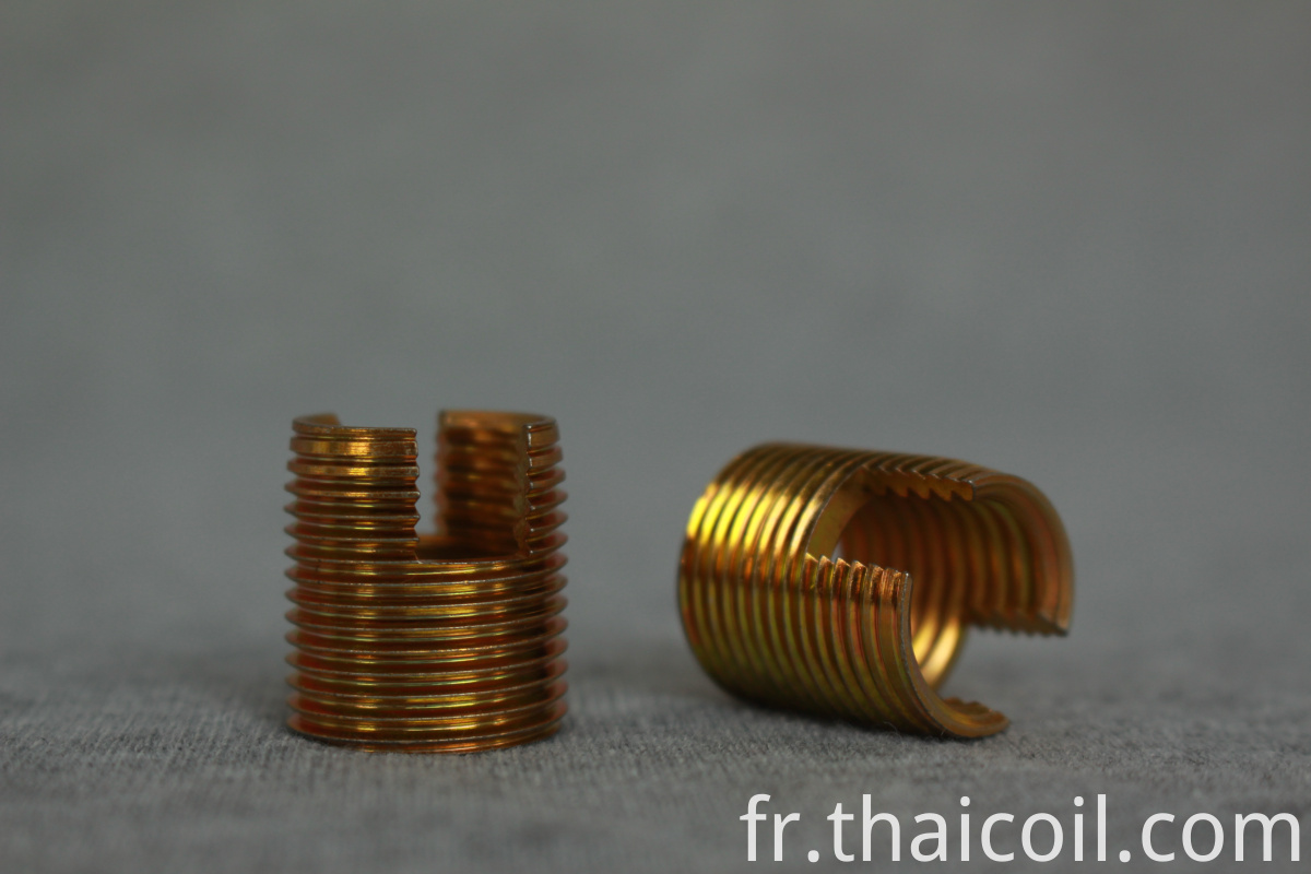 302 type threaded inserts