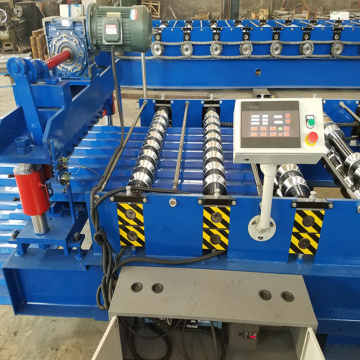Roofing Panel color Sheet Roll Forming Machine