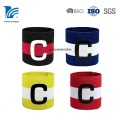 Custom Cool Elastic Football Soccer Captain Bands