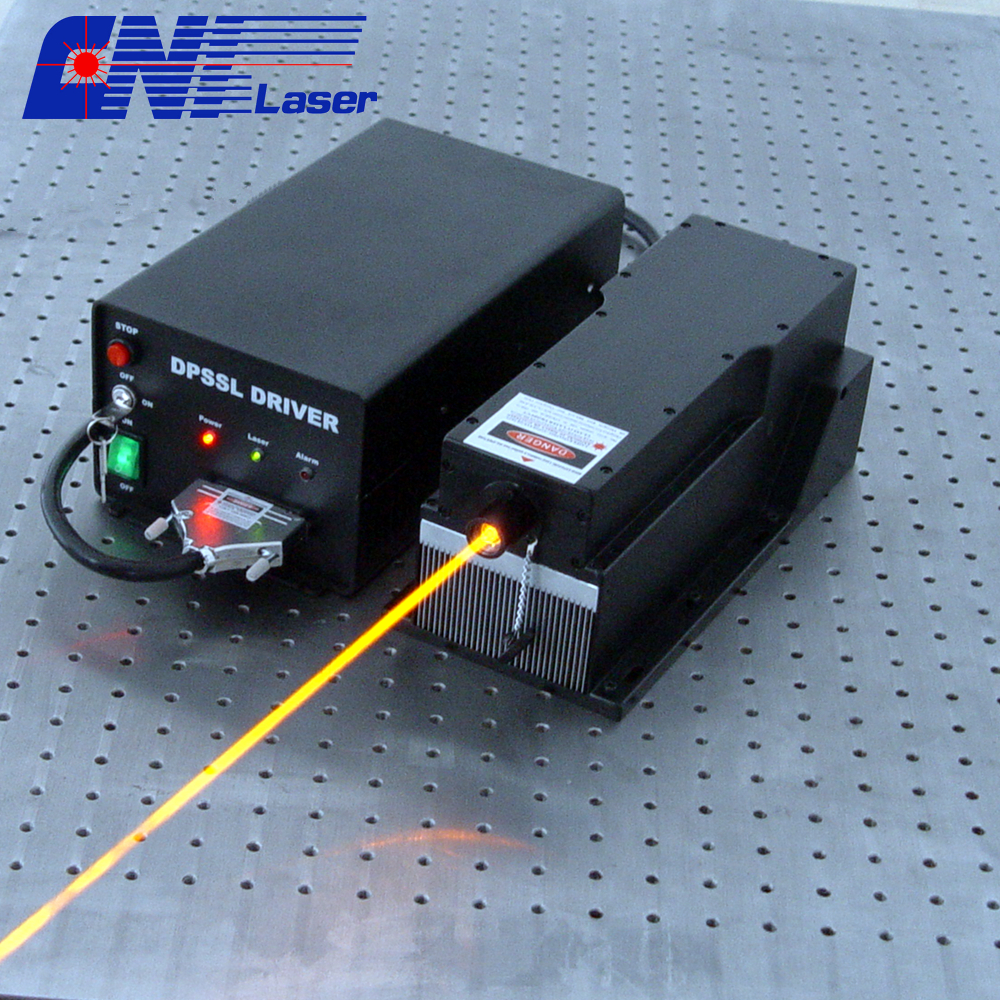 3500mw 577nm yellow laser for laser medical treatment