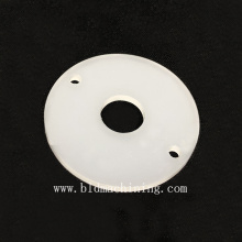 High Precision CNC Machining Opaque Acrylic Parts