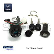 BAOTIAN BT49QT-21A3 (3C) Lock Set (P/N:ST06022-0008) Top Quality
