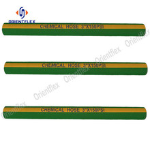 1 inch flexible chemical hose pipe 14bar