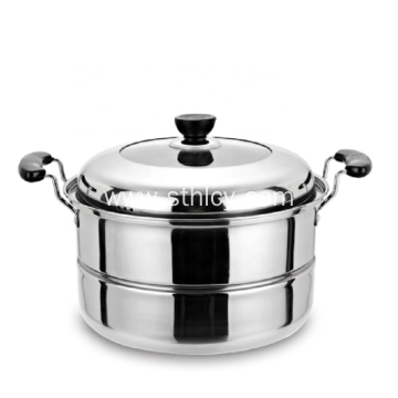 Large Capacity Stainless Steel Pot