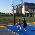 Portable Interlocking Sports Flooring for Basketball Court