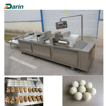 Healthy and nutritious cereal bar molding line