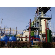 waste oil to base oil machinery