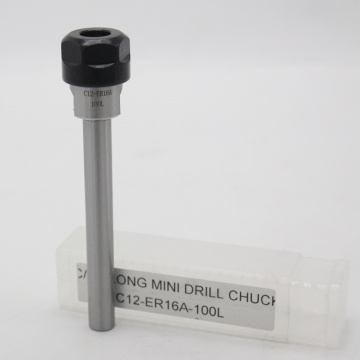 C/ER C12-ER16A-100L Long Mini Drill Chucks
