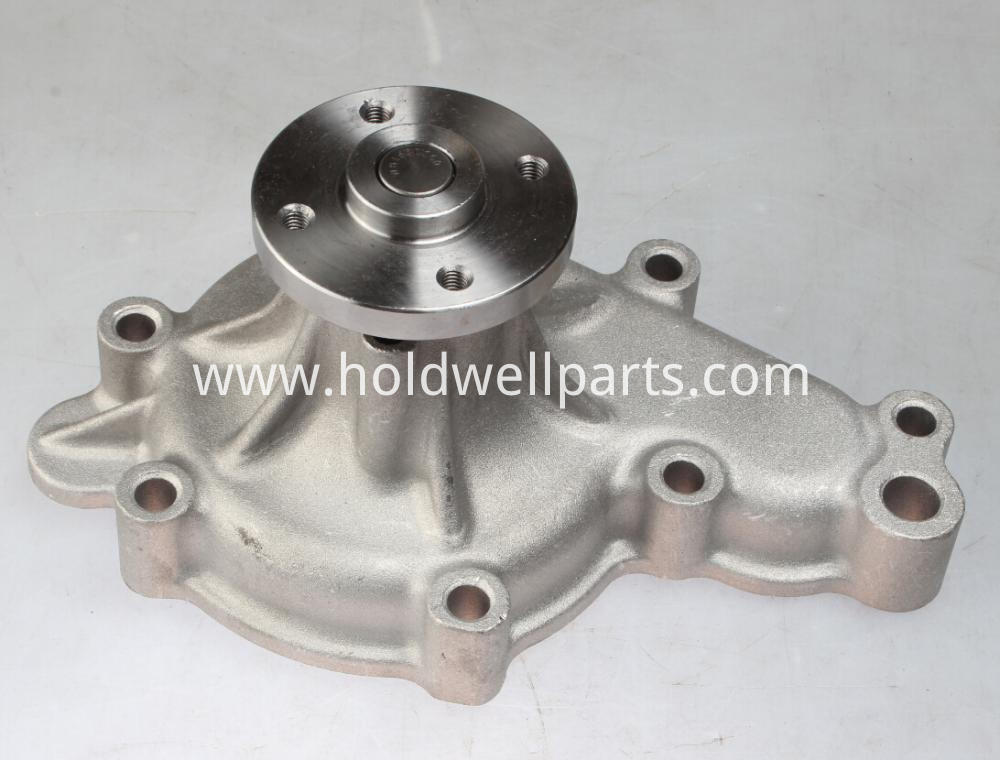 Holdwell Water Pump 1g772 73030 For Kubota Tractor 1