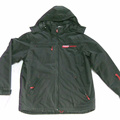 jaket kasual softshell tahan angin