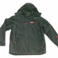 giacca casual softshell antivento