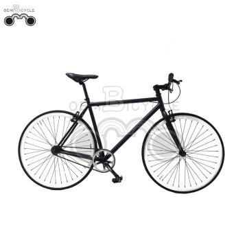 700C single speed fixie gear bike