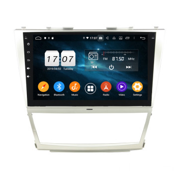 Android in dash head unit for Camry